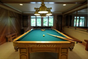 Main Lodge Billiards Room