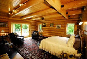 Main Lodge Master Bedroom